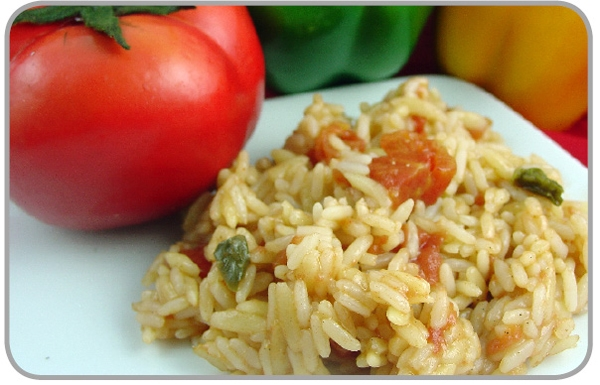 Spanish Rice Spice - Smart Snack