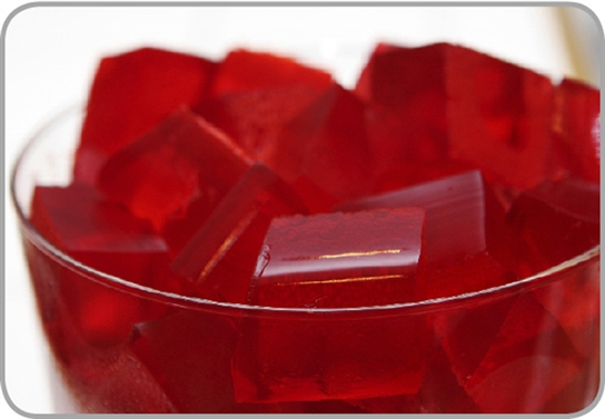 red raspberry gelatin. Black Bedroom Furniture Sets. Home Design Ideas