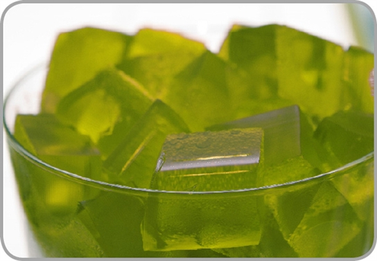 Green Apple Gelatin