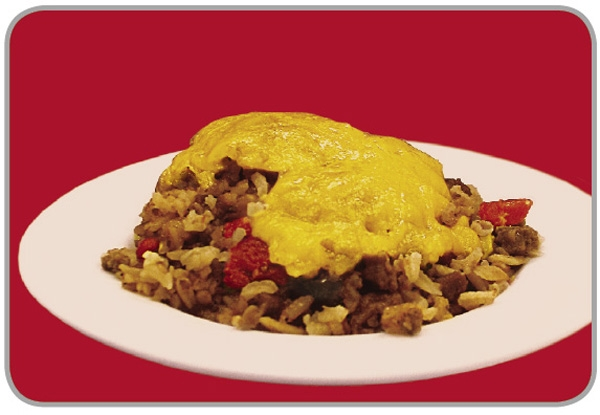 Beefy Tex Mex Rice