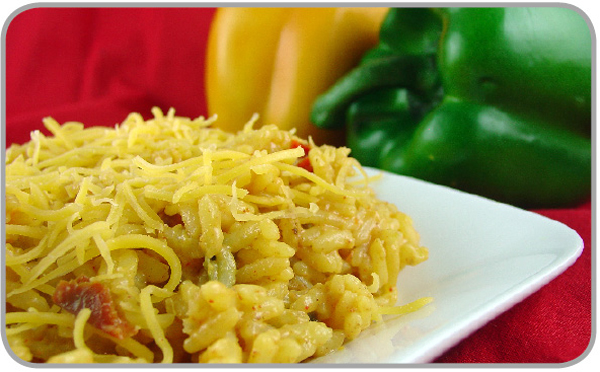 Cheesy Mexican Rice Spice