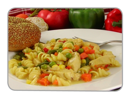 Vegetable Chicken Noodle USA